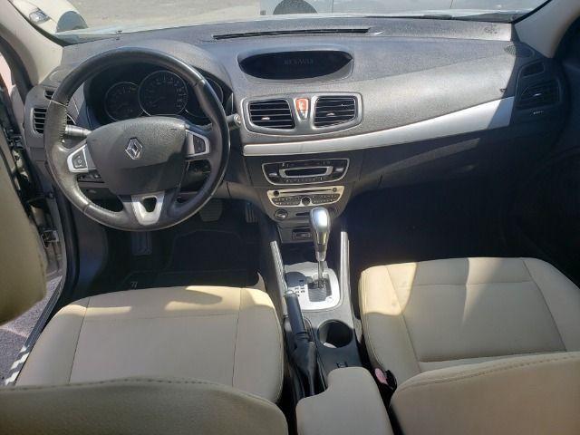 Renault Fluence 2.0 16V Privilege (aut) (flex) 2013/2014 - Foto 8