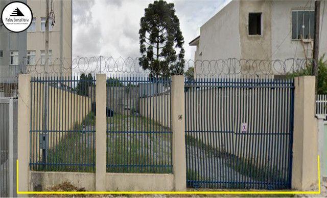 Terreno para venda na Rua Alberto Stenzowski (Bairro Novo Mundo) Curitiba/PR