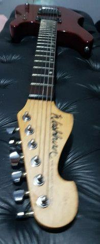 Guitarra washburn nuno Benttecourt - Foto 3