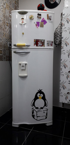 Geladeira Refrigerador Frost Free Eletrolux DFW35 110V - Foto 3