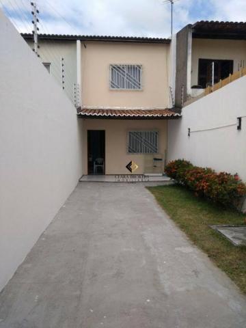 Casa com 3 dormitórios à venda, 102 m² por R$ 150.000,00 - Cágado - Maracanaú/CE - Foto 3