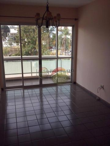 Apartamento com 1 dormitório para alugar, 44 m² por R$ 850,00 - Jardim Sumaré - Ribeirão P - Foto 6