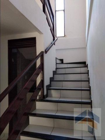 Apartamento Duplex com 3 dormitórios à venda, 107 m² por R$ 345.000,00 - Bessa - João Pess - Foto 10