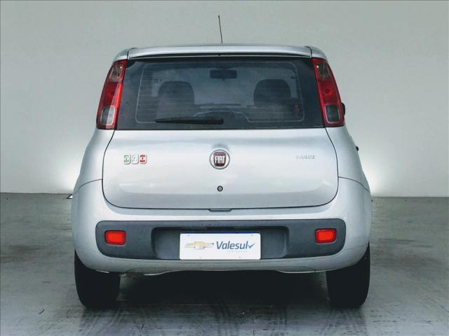 FIAT UNO 1.0 EVO VIVACE 8V FLEX 4P MANUAL - Foto 4