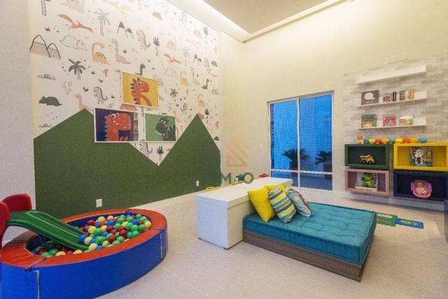 Apartamento com 3 dormitórios à venda, 90 m² por R$ 680.000 - Guararapes - Fortaleza/CE - Foto 6