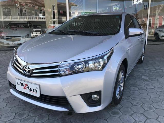 Toyota Corolla XEI 2.0 Flex Automático 2016 (Apenas 35.044km) Único Dono! - Foto 2