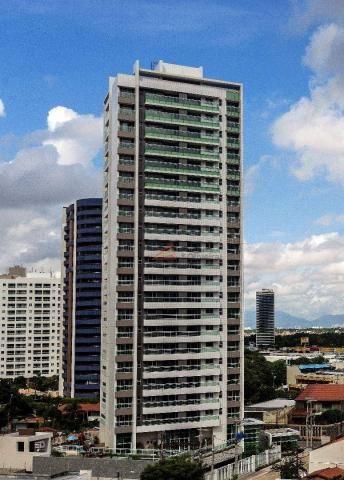 Apartamento com 3 dormitórios à venda, 90 m² por R$ 680.000 - Guararapes - Fortaleza/CE - Foto 14