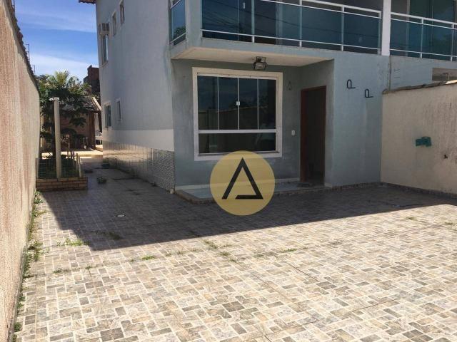 Atlântica Imóveis tem maravilhosa casa para venda no bairro Village em Rio das Ostras/RJ - Foto 3