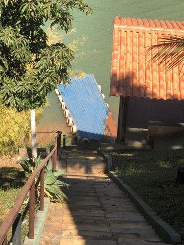 Casa Escarpas do Lago de Marina (Acesso a represa de Furnas) - Foto 11