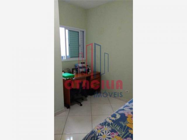 Apartamento à venda com 3 dormitórios em Vila helena, Santo andre cod:25742 - Foto 5