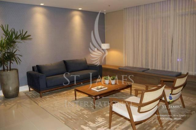 Apartamento com 3 dormitórios à venda, 100 m² por R$ 836.077,74 - De Lourdes - Fortaleza/C - Foto 3