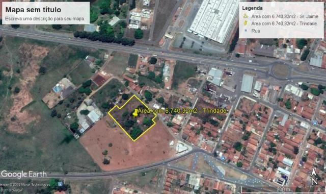 Área com 6740 m² em Trindade - Foto 2
