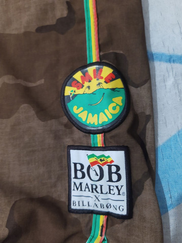 Bermuda Billabong coleção Bob Marley - Foto 5