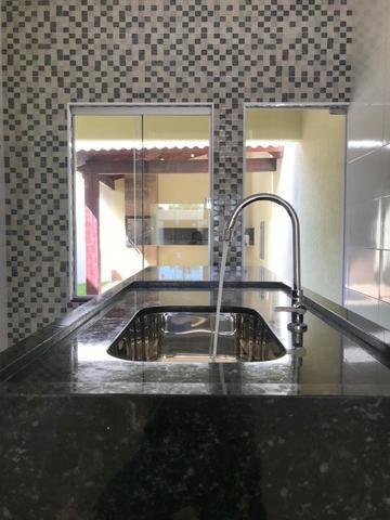 Casa 3 Quartos, 1 Suite, Quiosque+Churrasqueira - Jardim Fonte Nova - Foto 7