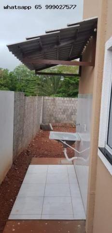 Casa para Venda em Várzea Grande, Jardim Paula 2, 2 dormitórios, 1 banheiro - Foto 10