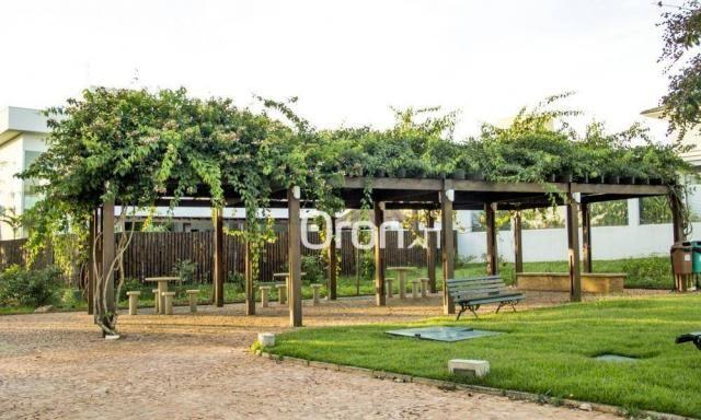 Terreno à venda, 653 m² por R$ 760.000,00 - Jardins Milão - Goiânia/GO - Foto 17