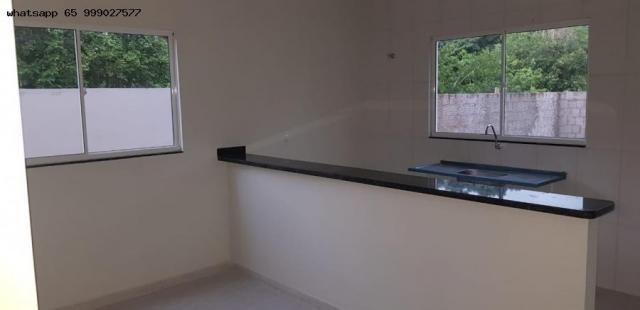 Casa para Venda em Várzea Grande, Jardim Paula 2, 2 dormitórios, 1 banheiro - Foto 7