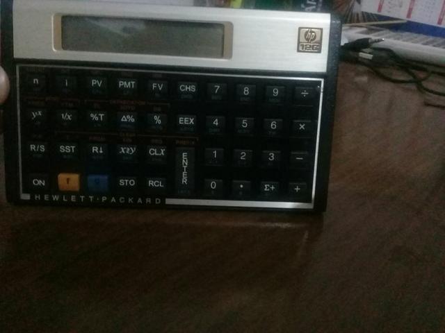 Vendo calculadora HP - Foto 3
