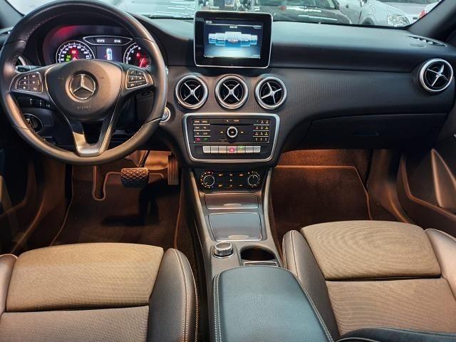 M-Benz A200 FF 1.6 Turbo Flex Impecável - Foto 5