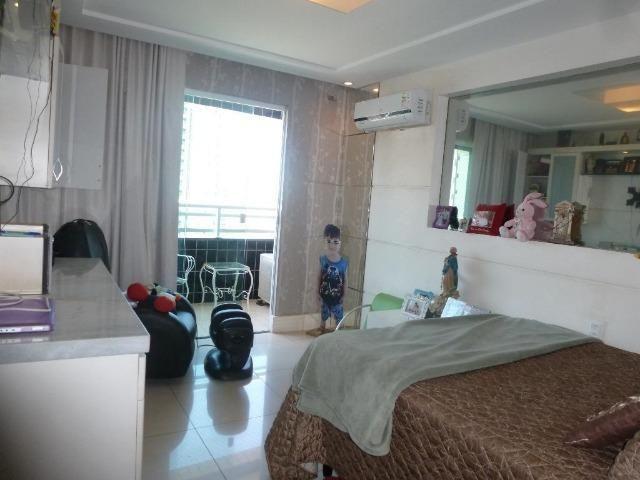 Apartamento de Alto Padrão No Guararapes, 314m² e 100% Nascente! - Foto 15