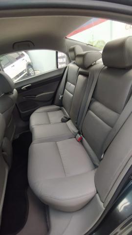 Honda Civic 1.8 LXL AUTOMÁTICO FLEX 4P 4P - Foto 8