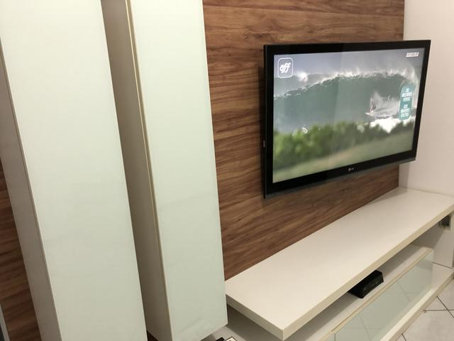 Painel Home Theater TV em MDF - Foto 5