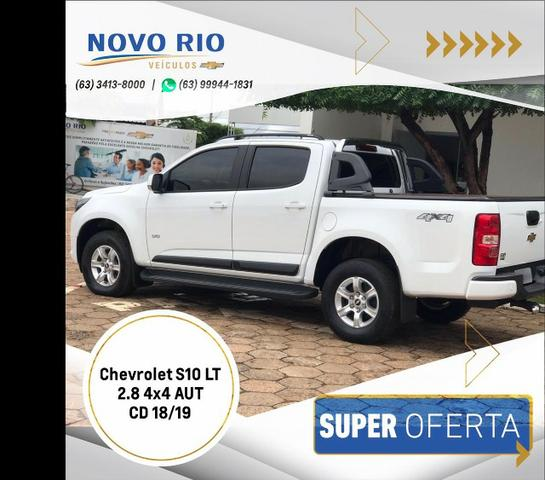 Chevrolet S10 LT 2.8 4x4 AT CD