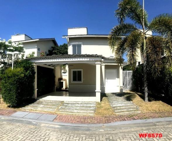 CA1743 Vendo ou Alugo, casa e condomínio no Eusébio, 3 quartos, 3 vagas, lazer