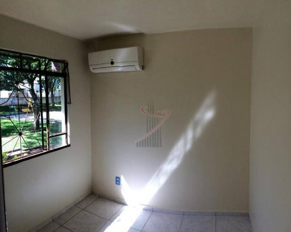 Apartamento com 3 dormitórios para alugar, 53 m² por R$ 900/mês - Jardim Alice I - Foz do  - Foto 15