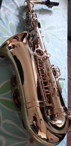 Sax alto novíssimo lindo - Foto 4
