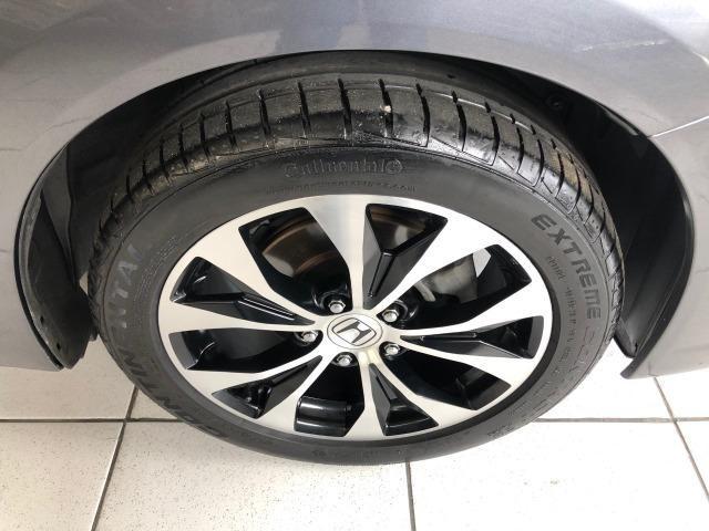Civic LXR 2015, automático, 32.000km, pneus novos, revisões na Honda - Foto 12