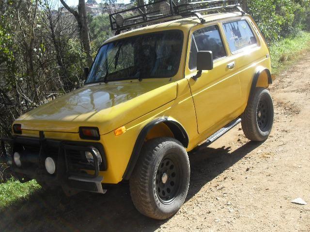 Vendo Jeep niva - Foto 2