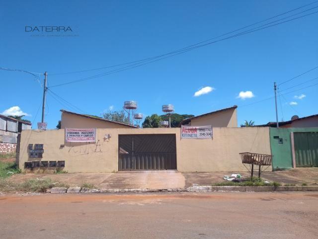 Kitchenette/conjugado à venda com 1 dormitórios em Bairro são francisco, Goiânia cod:213