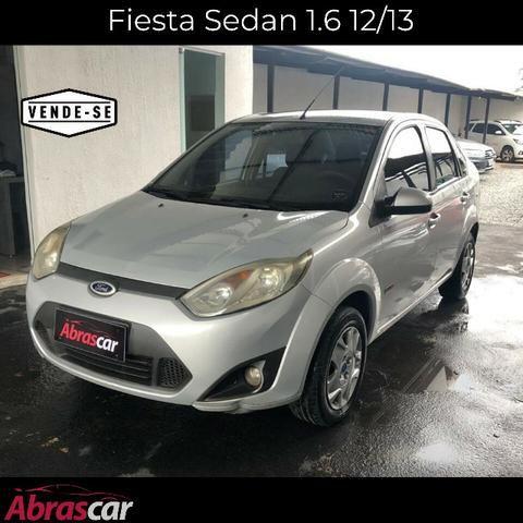 Fiesta Sedan 1.6 Completo - 12/13