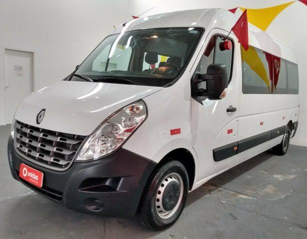 Master Minibus executivo L3H2 2019 c/5.565 km !!falar c/Nivania IPVA 2020 grátis