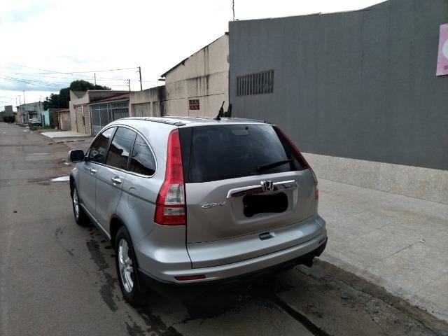 Honda CRV exl 2.0 4x4 impecável !! Mais top da categoria. Couro + teto solar - Foto 12
