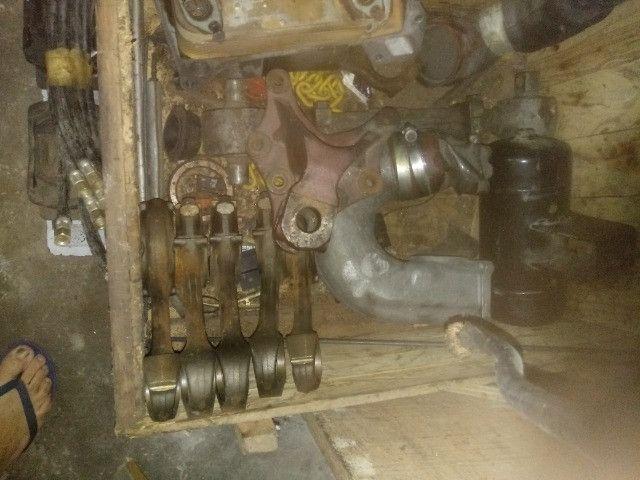 Pecas motor 1628 motor 449 e 447 - Foto 16