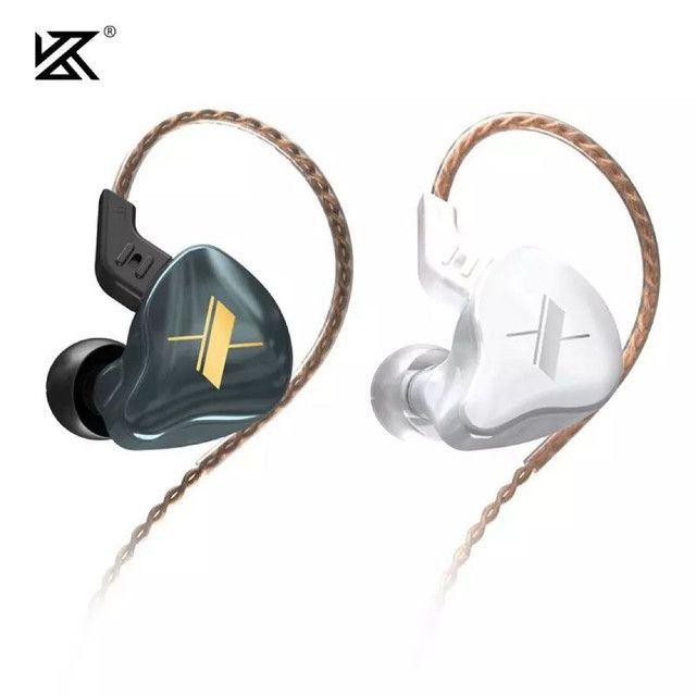 Fone In Ear Kz Edx 1dd Alta Fidelidade. - Foto 6