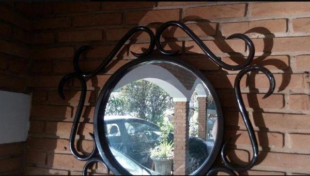 Espelho Antigo Thonet - Foto 2