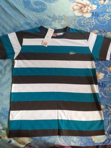 Camisa Lacoste refletiva - Foto 2