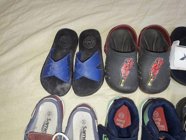 Lotes de calçados masculino bem conservado