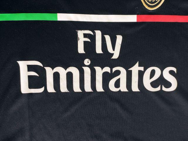 Camisa Milan - 12/13 - Foto 6