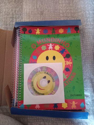Livros com atividades + cd - Foto 3