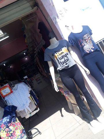 Vendo loja de roupas e lingerie