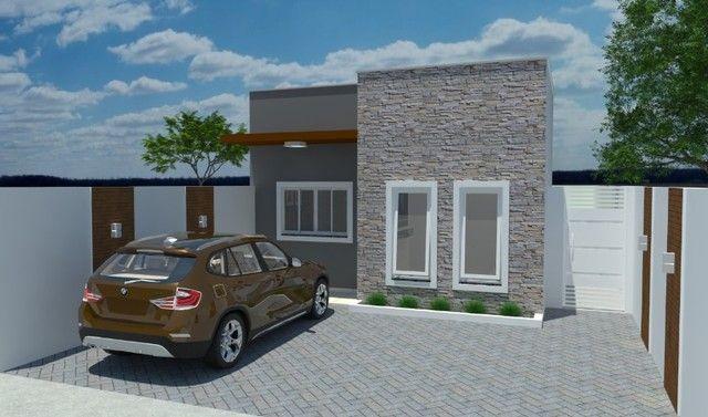 Imperdível! Casas novas em laje e porcelanato  à venda  no Chapéu do Sol - 220 mil reais - Foto 18