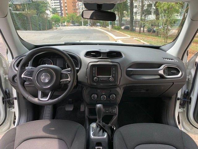 Jeep Renegade 1.8 16v Flex Sport Automático 2019 - Foto 17