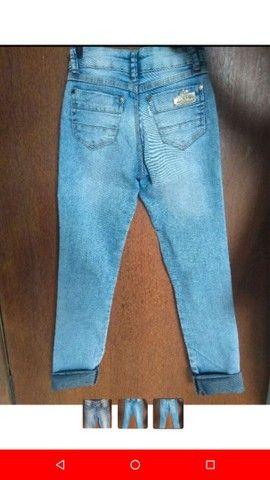 Calça jeans infantil - Foto 3