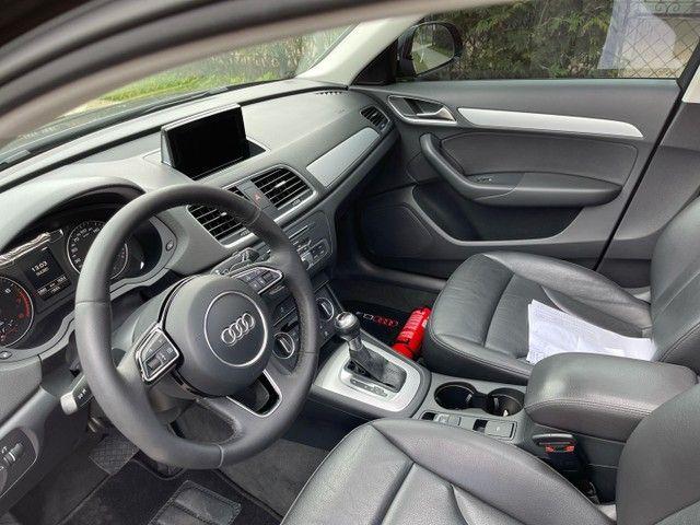 Audi Q3 1.4 ambiente com teto apenas 56.000km rodados  - Foto 6