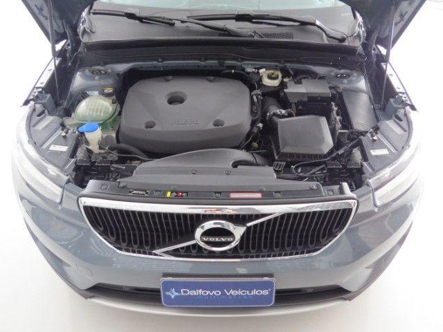 Volvo XC40 2.0 T5 Momentum AWD Geartronic 2020 Cinza - Foto 12