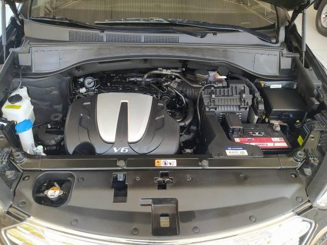 GRAND SANTA FÉ 2015/2016 3.3 MPFI V6 4WD GASOLINA 4P AUTOMÁTICO - Foto 4